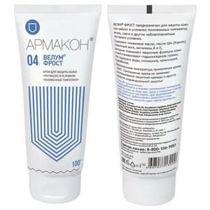 Крем для защиты кожи при работе в условиях пониженных температур 04 ВЕЛУМ ФРОСТ