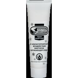 Крем защитный для рук от неблагоприятного воздействия факторов окружающей среды марки «Чистая звезда» PINGO