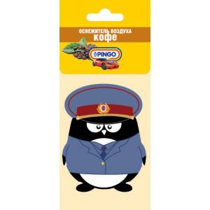Ароматизатор воздуха PINGO Полицейский