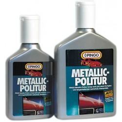Металлик-полироль, с содержанием тефлона 250мл PINGO