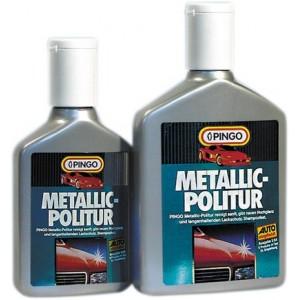 Металлик-полироль, с содержанием тефлона 500мл PINGO