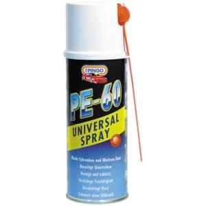 PE- 60 универсальная смазка аэрозоль 400 мл PINGO