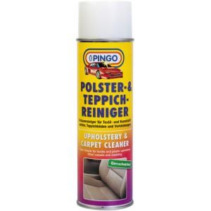 Очиститель обивки и ковровых покрытий (пенный) аэрозоль 500 мл PINGO