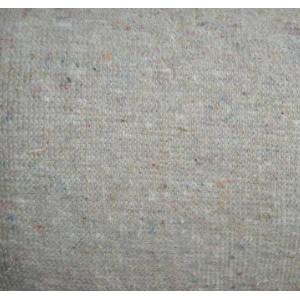 Полотно ХПП ширина полотна 80см, плотность 180-200г/м2, частота строчки2,5мм и 5 мм (цвет белый)